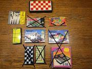 RESERVIERT Spiele Reise Magnet Schach