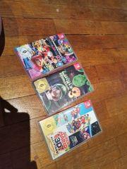 biete 3 Nintendo switch Spiele
