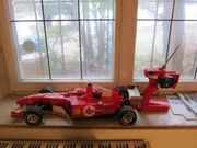 ferngesteuertes Modell Formel 1 Ferrari