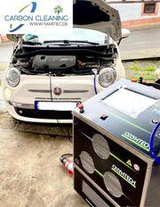 OLDTIMER Motorinnenreinigen UMWELTFREUNDLICH Wasserstoffverfahren KEIN