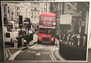 Bild gerahmt London