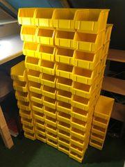Lagerboxen Stapelkisten in zwei Größen