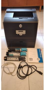 Dell Laser Printer 3000cn