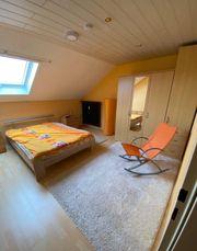 Gepflegte möblierte 2-Zimmerwohnung in Untereisesheim