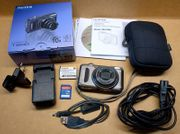 Fujifilm Finepix T200 Digitalkamera Set