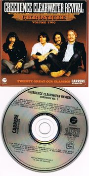 80 s CD - Creedence Clearwater