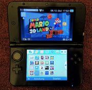 Nintendo 3DS XL 20 Spiele