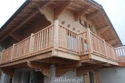 Außenrealisationen aus Altholz- Alldeco