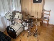 Schlagzeug von Pearl