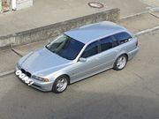 BMW 520i E39 TÜV JUNI