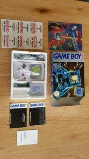 Nintendo Gameboy original Classic wie