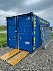 Lagercontainer Seecontainer Bj 2016