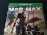 xBox One Spiel Mad Max