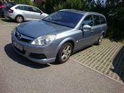 Opel Vectra C Caravan CDTI