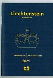 Liechtenstein Reiseführer zu verschenken