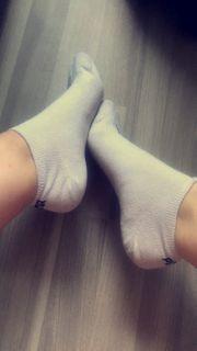 Socken für geile Schnüffler