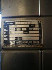 MiWe Elektro Etagenbackofen