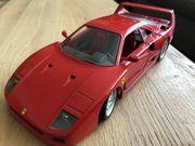 Burago Ferrari F40