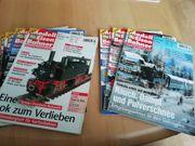 Verschenke Zeitschrift Modelleisenbahner div Ausgaben
