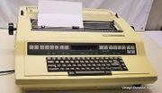 Original 80er Jahre Schreibmaschine