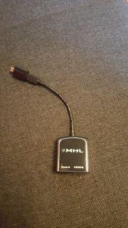 Hama MHL Adapter mit Zubehör