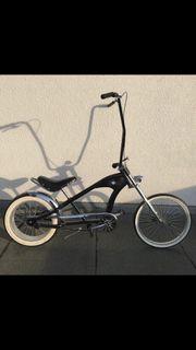 Chopper beachcruiser Fahrrad