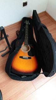 Fender Squier Akustik Guitar mit