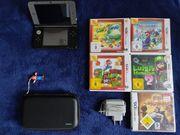 Nintendo 3DS XL inkl Spiele -