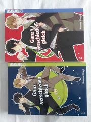 Ganz verschieden gleich Manga bl
