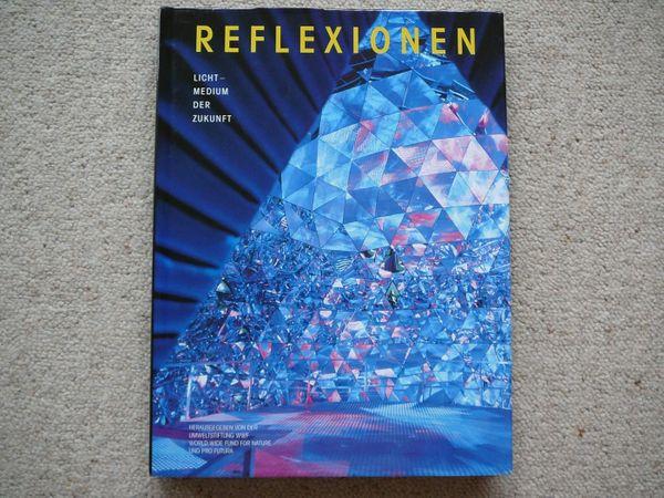 Verkaufe Buch Reflexionen Licht - Medium