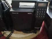 2 X AEG TELECAR CD4491