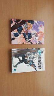 Diverse Mangas
