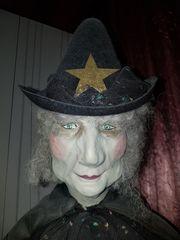 Marionette Zauberer unbespielt