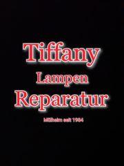 GLASKUNST WERKSTATT MÜLHEIM Tiffany Lampen