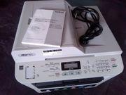 Brother Druck-Fax-Scanner-Gerät MFC 7360