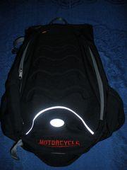 Motorrad - Rucksack