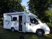 Reisemobil Forster Eura Mobil BJ