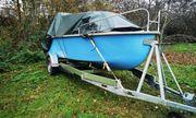 Motorboot 6meter mit Kajüte und