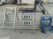 GEDA Fixlift 250 Schrägaufzüge Dachdeckeraufzüge