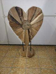 Unikat - Das Herz aus Holz