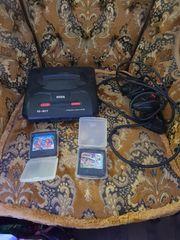 Sega Mega Drive 2 mit