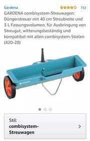 GARDENA combisystem-Streuwagen