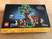 Lego 21326 Winnie Pooh Set