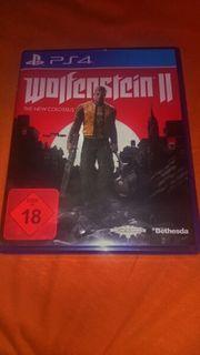 Wolfenstein 2 Ps4