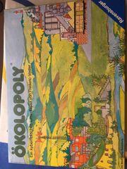 Ravensburger Spiel Ökolopoly selten benutzt