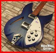 Rickenbacker 330 BlueBurst 2007 inkl