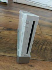Wii mit Fitnessboard und 2