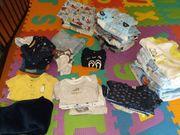 Kleidungspaket Baby Größe 62 68