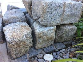 Granitsteine Würfel Pflaster: Kleinanzeigen aus Riemerling - Rubrik Sonstiges für den Garten, Balkon, Terrasse
