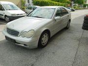 Mercedes C200 Limousine 2 0cdi